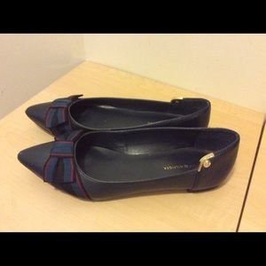 Tommy Hilfiger Leather Flats size 7